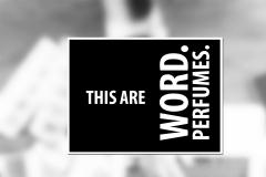 Word Perfumes